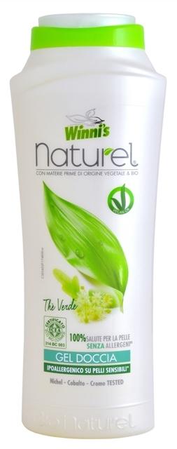 Zobrazit detail výrobku Winni´s Sprchový gel se zeleným čajem 250 ml