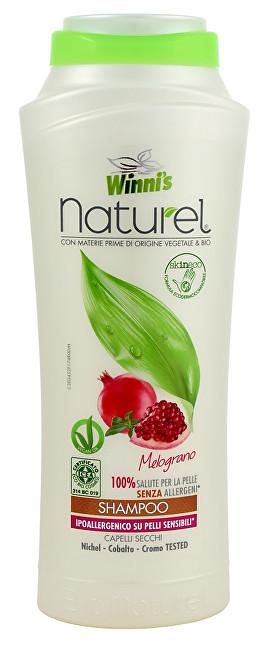 Zobrazit detail výrobku Winni´s Šampon s granátovým jablkem na suché vlasy 250 ml