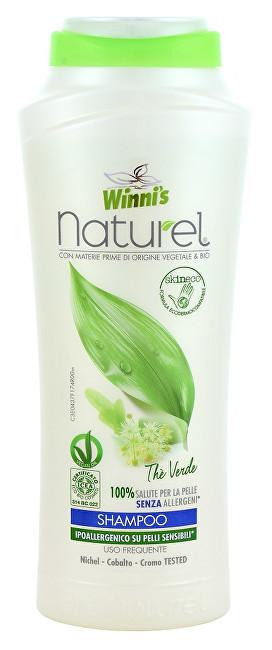 Zobrazit detail výrobku Winni´s Šampon se zeleným čajem pro všechny druhy vlasů 250 ml