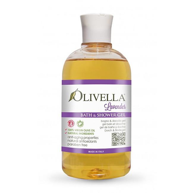 Zobrazit detail výrobku Olivella Sprchový gel s vůní levandule 500 ml