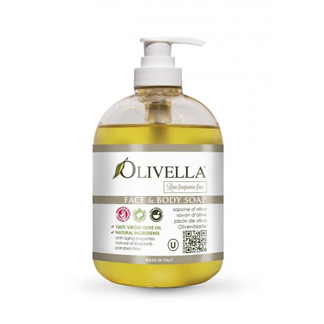 Zobrazit detail výrobku Olivella Tekuté mýdlo neparfémované 500 ml