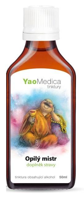 Zobrazit detail výrobku YaoMedica Opilý mistr 50 ml