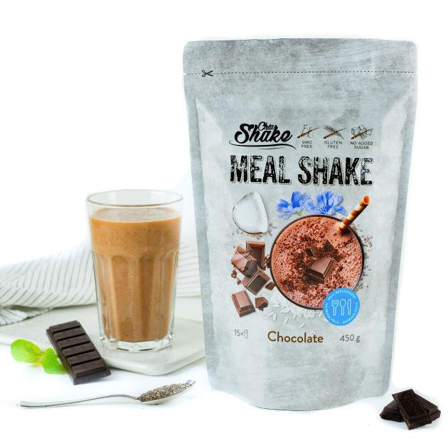 Zobrazit detail výrobku Chia Shake Chia Meal Shake 450 g Čokoláda