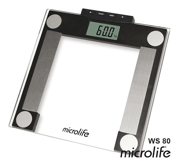 Zobrazit detail výrobku Microlife Osobní diagnostická váha WS 80