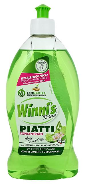 Zobrazit detail výrobku Winni´s Piatti Lime koncentrovaný mycí prostředek na nádobí s vůní limetky 500 ml