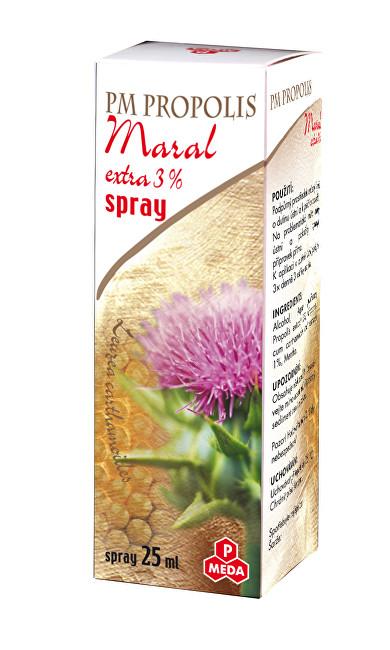 PM Propolis Maral extra 3 % spray 25 ml