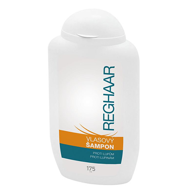 Reghaar - vlasový šampon proti lupům 175 ml