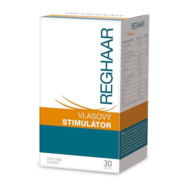 Reghaar - vlasový stimulátor 30 tbl.