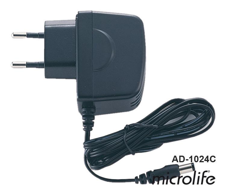 Síťový adaptér pro tlakoměry BP AD-1024C