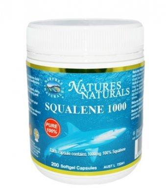 Zobrazit detail výrobku Australian Remedy Squalene 1000 200 kapslí