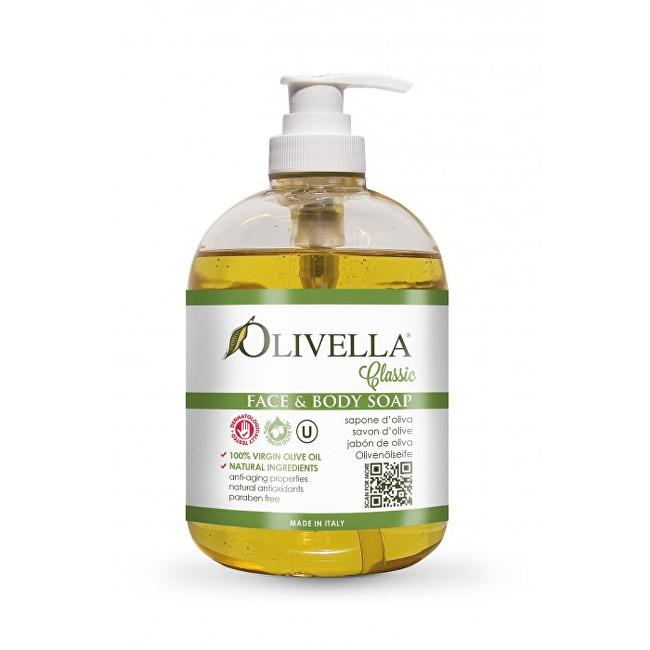 Zobrazit detail výrobku Olivella Tekuté mýdlo Classic 500 ml