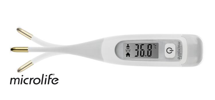 Zobrazit detail výrobku Microlife Teploměr MT 850 digitální 8 sekundový 3v1