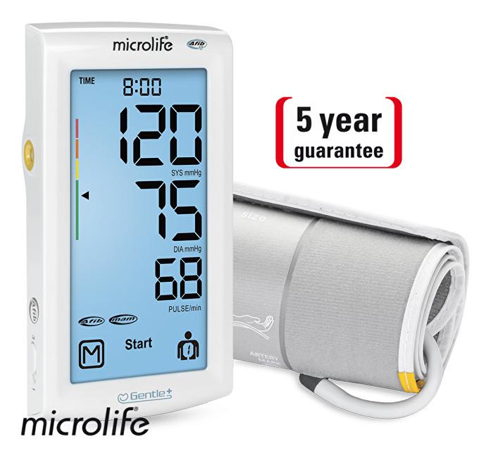 Zobrazit detail výrobku Microlife Tlakoměr BP A7 AFIB Touch digitální automatický