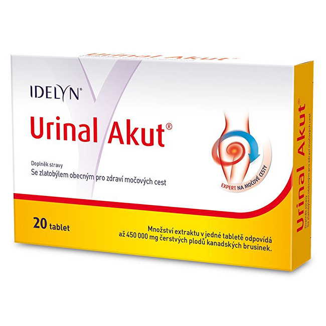 Idelyn Urinal Akut 20 tbl.