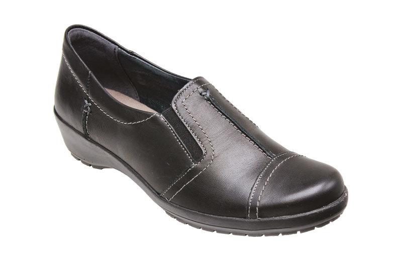 Zobrazit detail výrobku SANTÉ Zdravotní obuv dámská CS/7113 Black 38