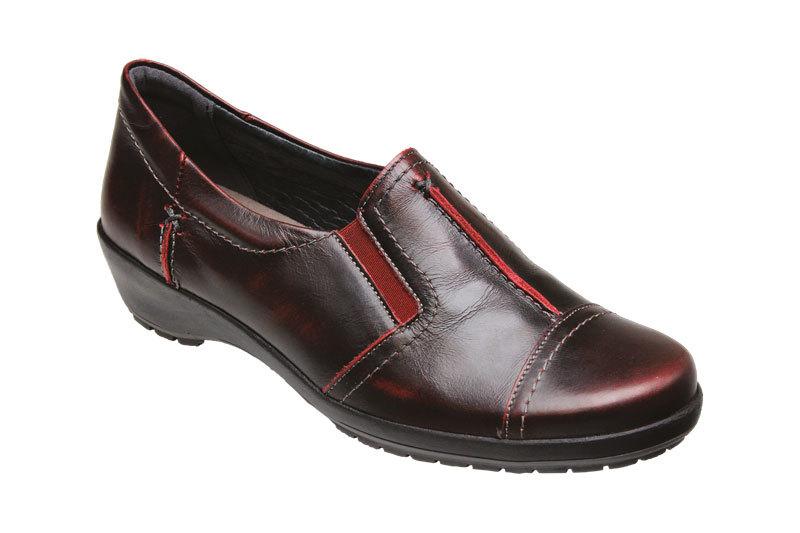 Zobrazit detail výrobku SANTÉ Zdravotní obuv dámská CS/7113 Bordo 41