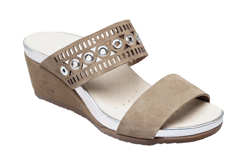 SANTÉ Zdravotná obuv dámska EKS / 152-41 Sand 42