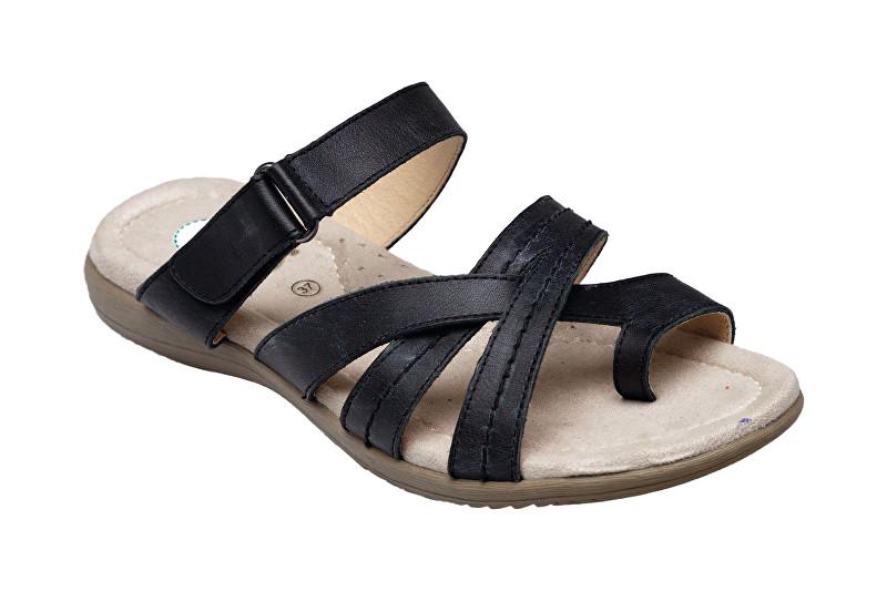 Zobrazit detail výrobku SANTÉ Zdravotní obuv dámská EKS/153-33 Black 38