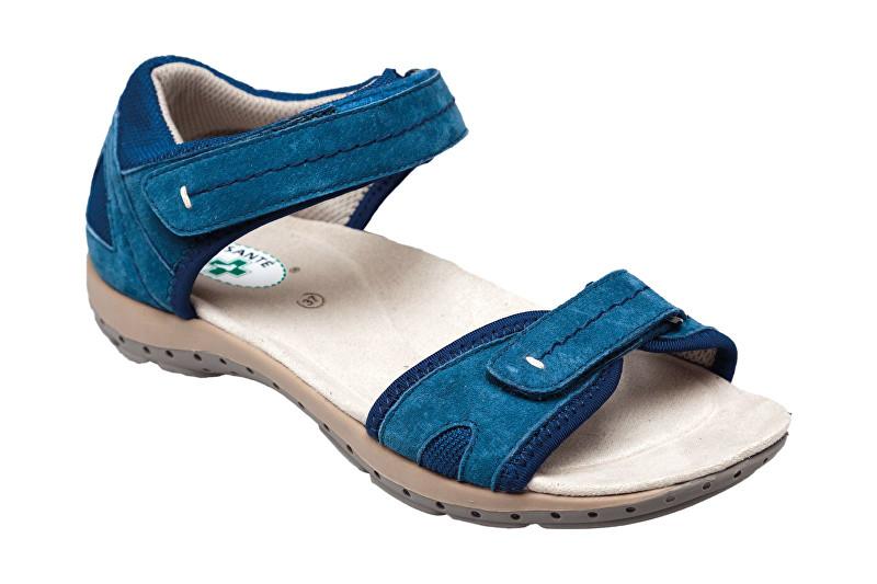 Zobrazit detail výrobku SANTÉ Zdravotní obuv dámská MDA/157-36 Navy 38