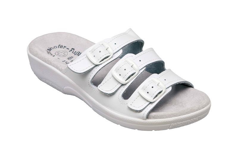 Zobrazit detail výrobku SANTÉ Zdravotní obuv dámská SI/03D3 Bianco 38