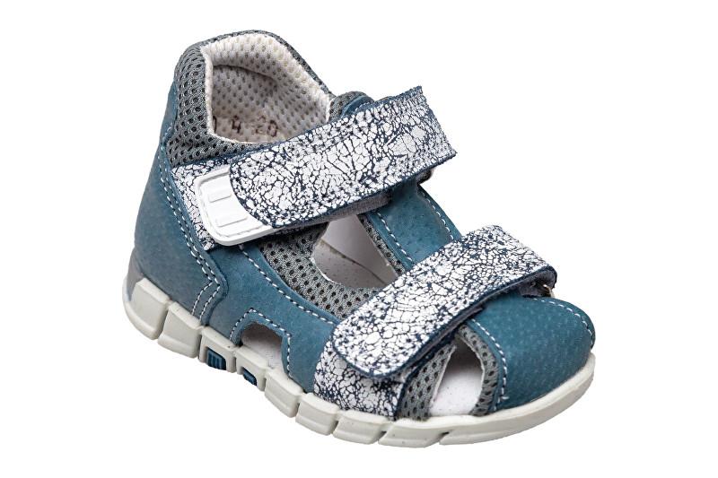 SANTÉ Zdravotná obuv detská N / 810/402 / S86 / A86 šedá (veľ. 27-30) 30