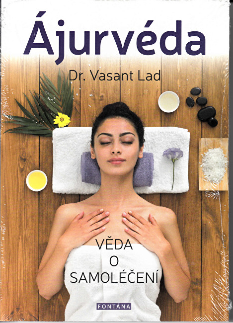 Knihy Ajurvéda - věda o samoléčení (Vasant Lad)