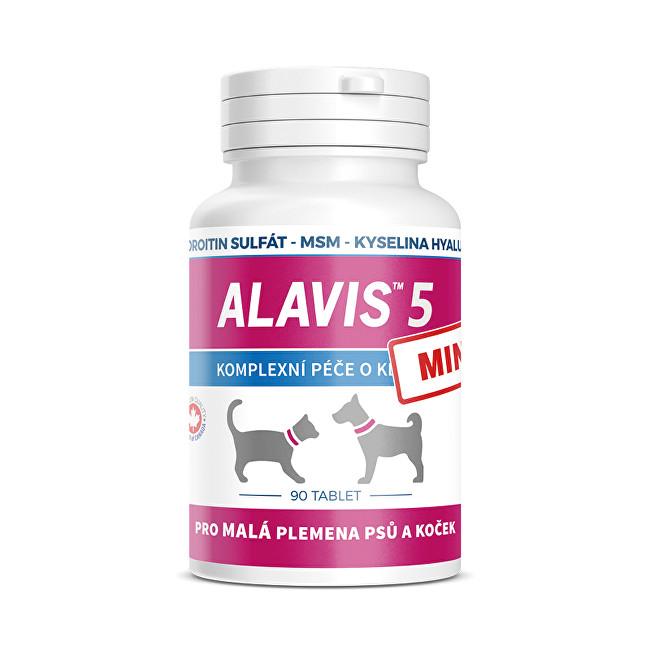 Zobrazit detail výrobku Alavis ALAVIS 5 MINI 90 kapslí