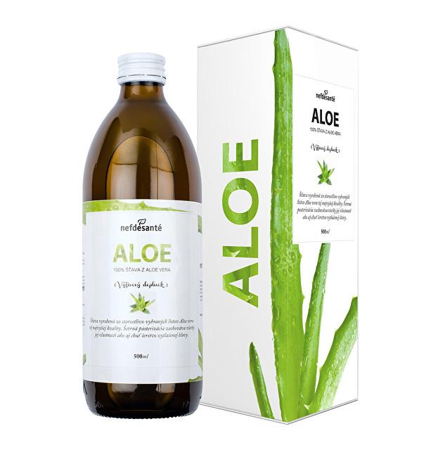 Nef de Santé Aloe - 100% šťava z Aloe vera 500 ml