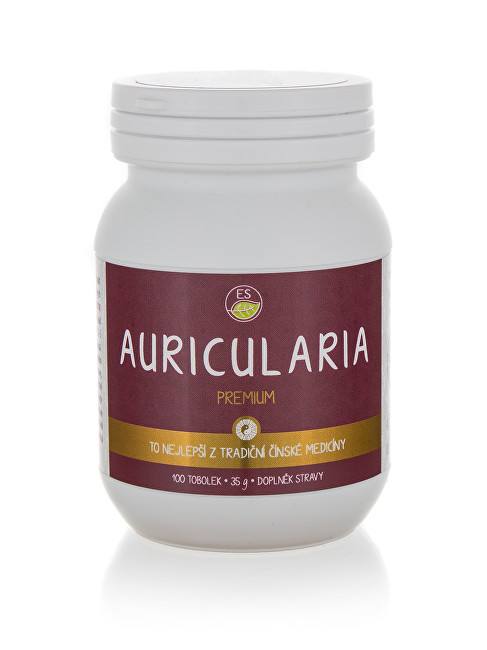 Empower Supplements Auricularia PREMIUM 100 kapslí