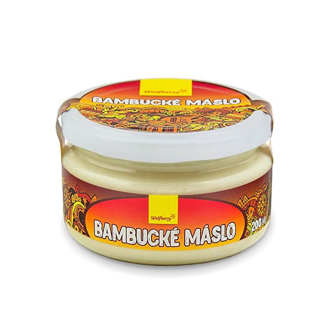 Zobrazit detail výrobku Wolfberry Bambucké máslo 200 ml