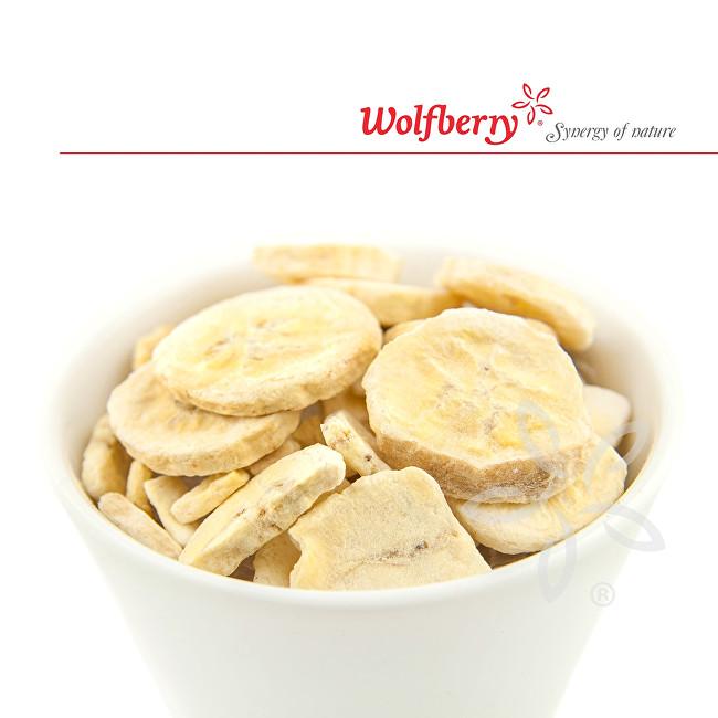 Zobrazit detail výrobku Wolfberry Banány lyofilizované 20 g