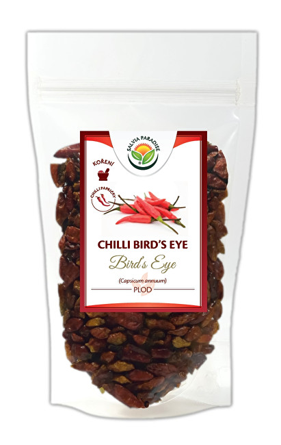 Salvia Paradise Chilli Birds Eye 200 g