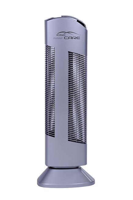 Zobrazit detail výrobku Ionic-CARE Čistička vzduchu Ionic-CARE Triton X6 stříbrná 1 ks a nápojová láhev Ionic-CARE 0,7 l ZDARMA