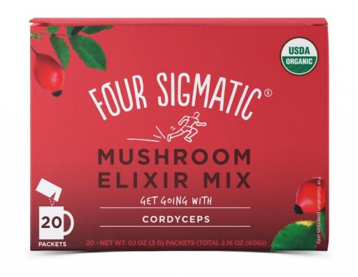 Four Sigmatic Cordyceps instantní nápoj 20 sáčků