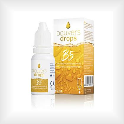 Zobrazit detail výrobku Agency MM Health Drops oční kapky s provitamínem B5 15 ml