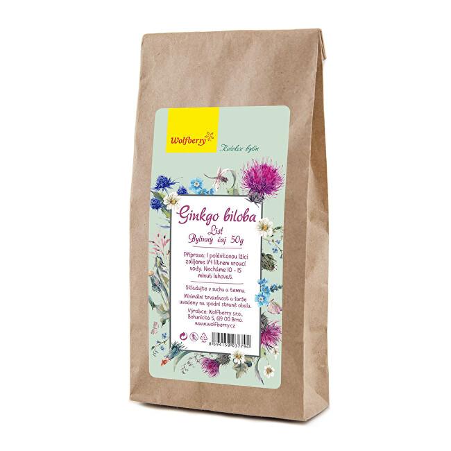 Zobrazit detail výrobku Wolfberry Ginkgo biloba bylinný čaj 50 g