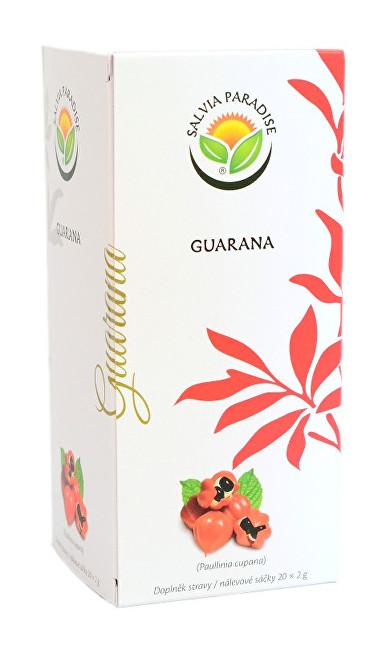 Zobrazit detail výrobku Salvia Paradise Guarana n. s. 20 x 2 g