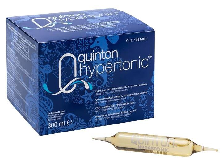 Zobrazit detail výrobku Quinton Hypertonic ampule 30 x 10 ml