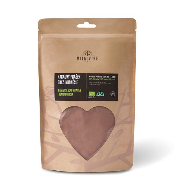 Kakaový prášek BIO z Indonésie 250 g