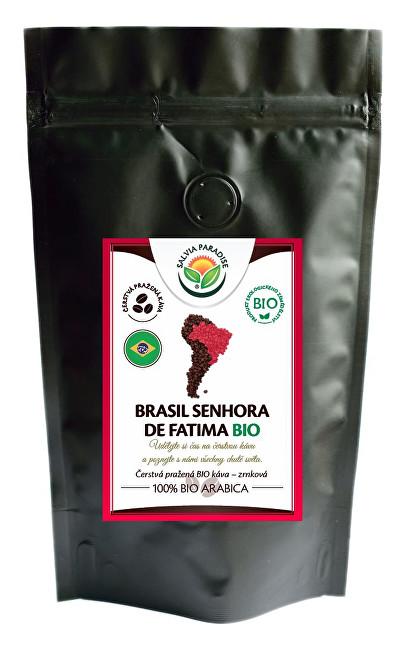 Zobrazit detail výrobku Salvia Paradise Káva - Brasil Senhora de Fatima BIO 100 g