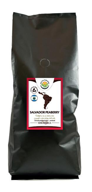 Zobrazit detail výrobku Salvia Paradise Káva - Salvador Peaberry 1000 g