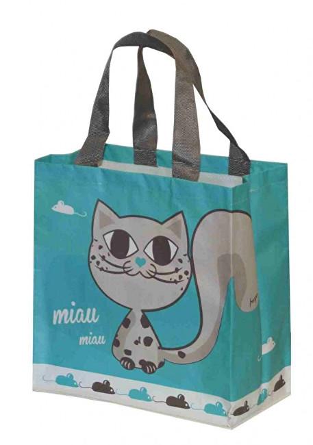 Zobrazit detail výrobku KPPS ECO taška KityKat tyrkysová
