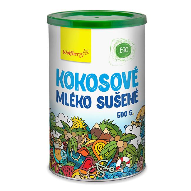 Zobrazit detail výrobku Wolfberry Kokosové mléko sušené BIO 500 g