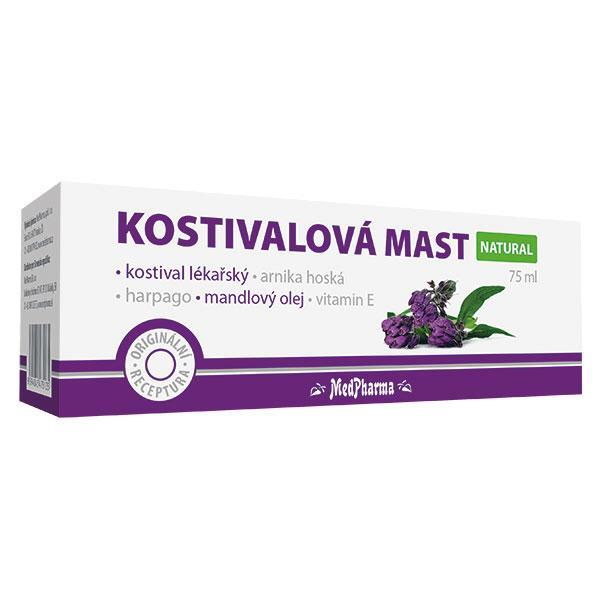 Zobrazit detail výrobku MedPharma Kostivalová mast 75 ml