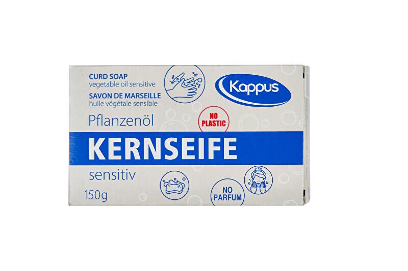 Zobrazit detail výrobku Kappus Koupelové mýdlo Sensitive 150 g