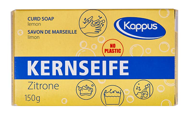 Zobrazit detail výrobku Kappus Koupelové Tvrdé poctivé mýdlo - citron 150 g