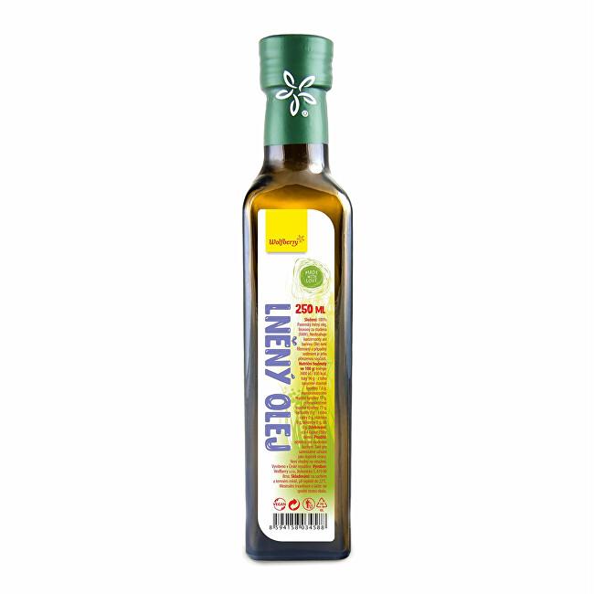 Zobrazit detail výrobku Wolfberry Lněný olej 250 ml