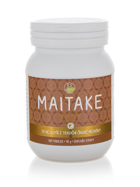 Empower Supplements Maitake PREMIUM 100 kapslí