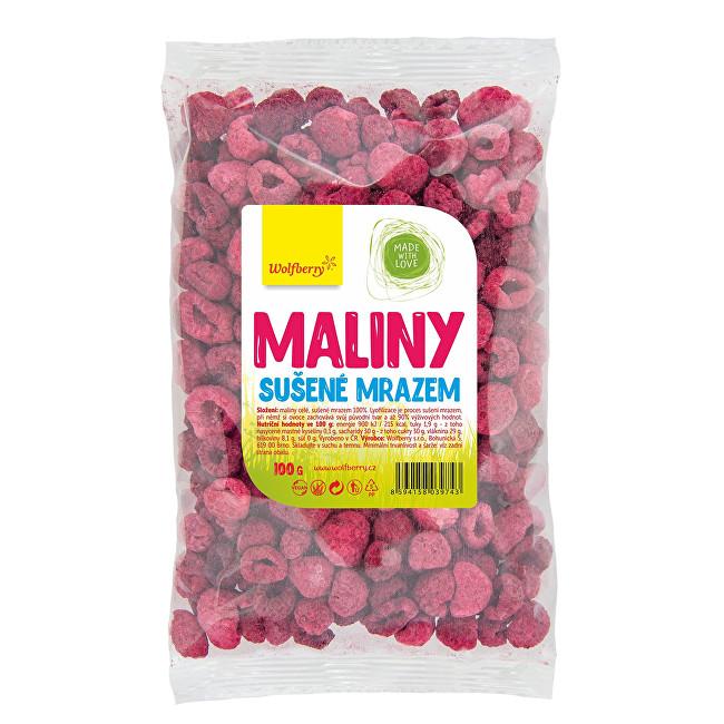 Zobrazit detail výrobku Wolfberry Maliny lyofilizované 1000 g