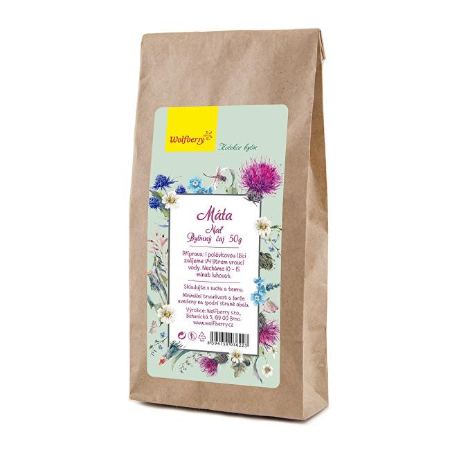 Zobrazit detail výrobku Wolfberry Máta bylinný čaj 50 g